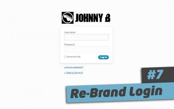 101 Ways to Elevate – #7 Rebrand login