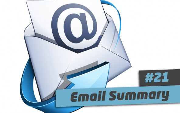 101 Ways to Elevate – #21 Email a Summary