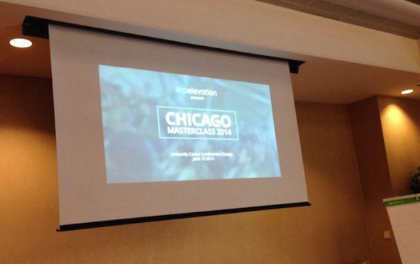 Chicago Masterclass