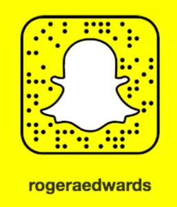 Roger Edwards Snapchat