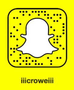 Scott Crowe Snapchat