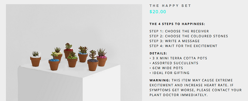 The Happy Set