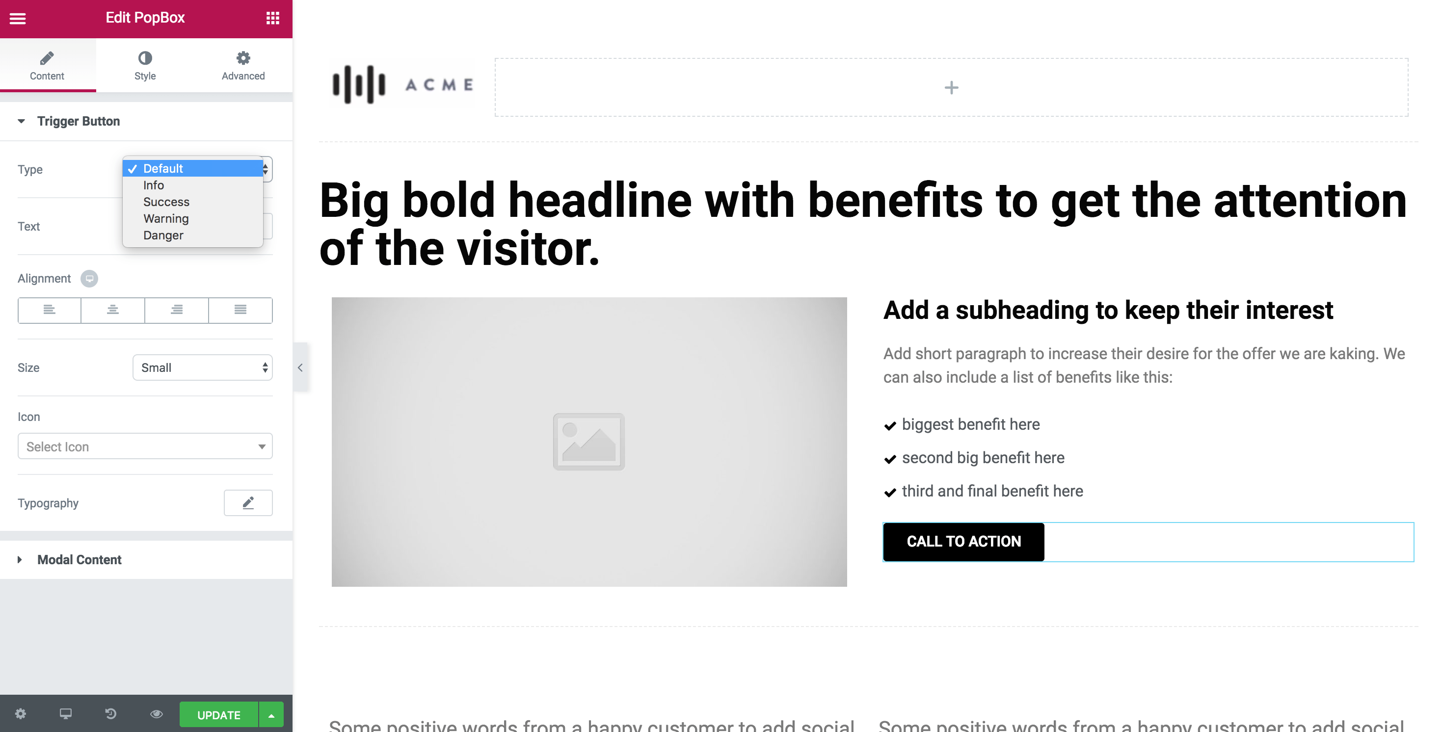 Building Popup Forms for Landing Pages | WP Elevation