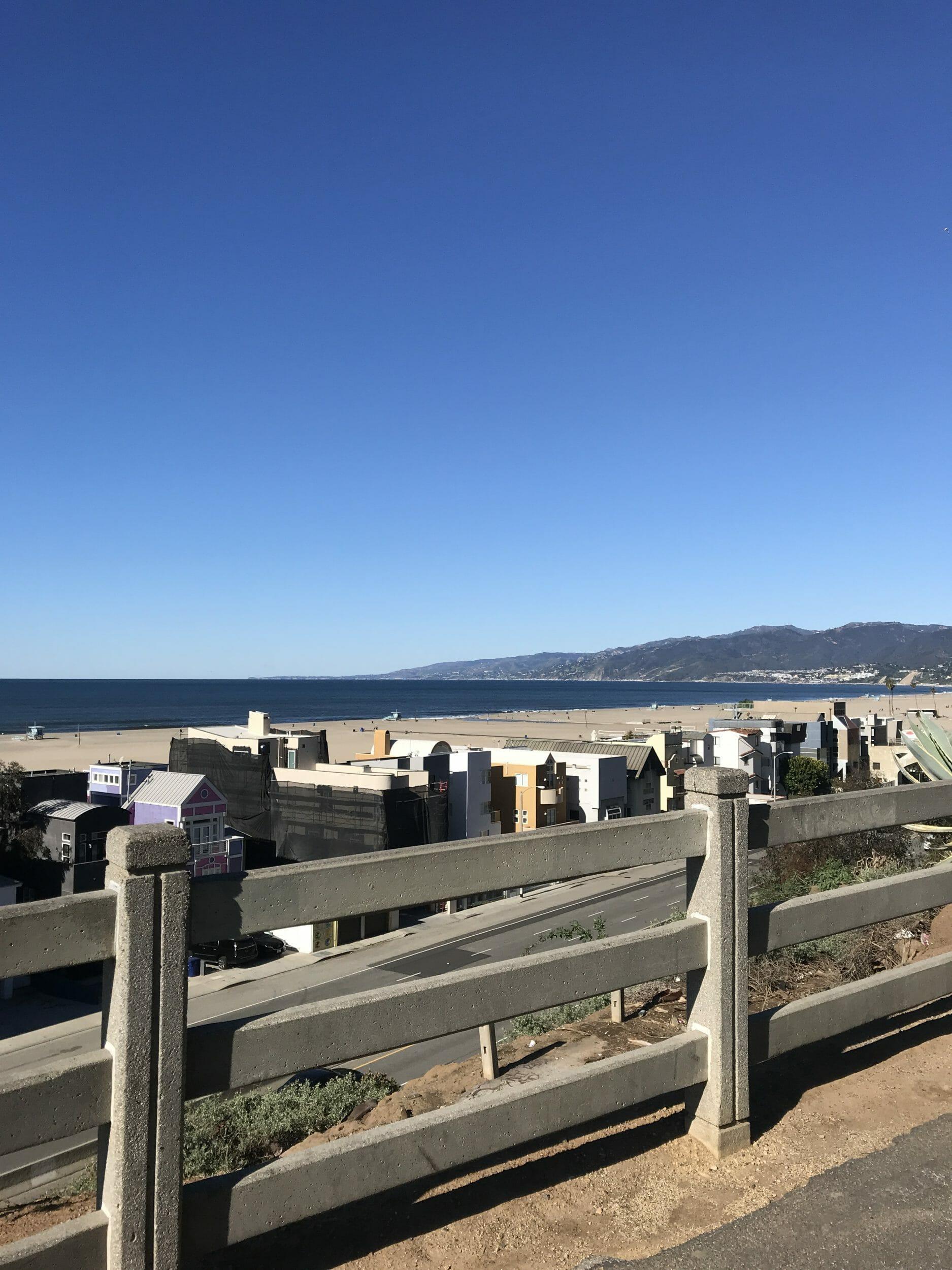 Farewell Santa Monica