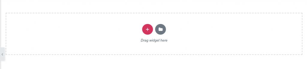Elementor - Widget