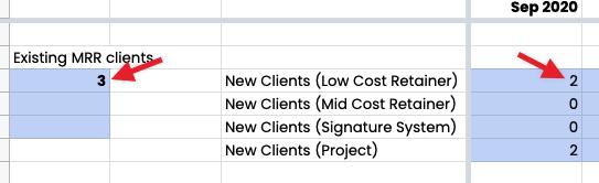 financial spreadsheet template
